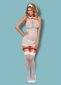 Obsessive - Kostium Caregirl 5 Części