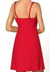 Nipplex Koszulka Nocna Claudia Czerwona 1