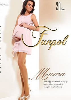 Funpol - Rajstopy Mama den 20