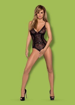 Obsessive Body Slevika Czarne