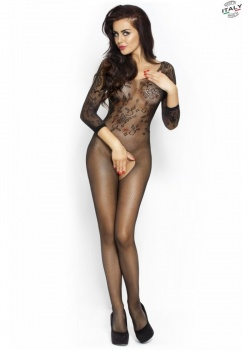 Passion Bodystocking BS007 Czarne