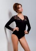 Hamana - Body Melani Czarne