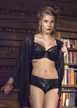 Dalia - Szorty Adele Czarne