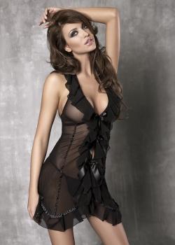 anais koszulka seduce me czarna