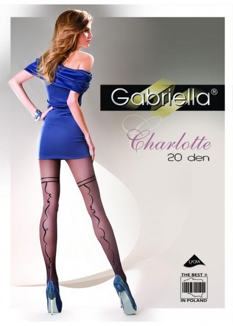 Gabriella - Rajstopy Charlotte den20