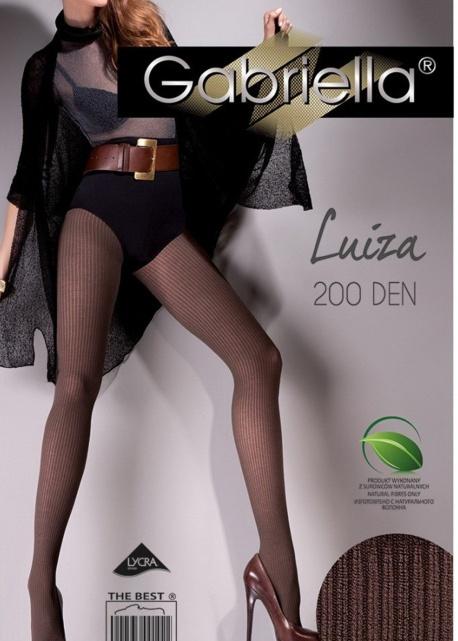 Gabriella - Rajstopy grube Luiza