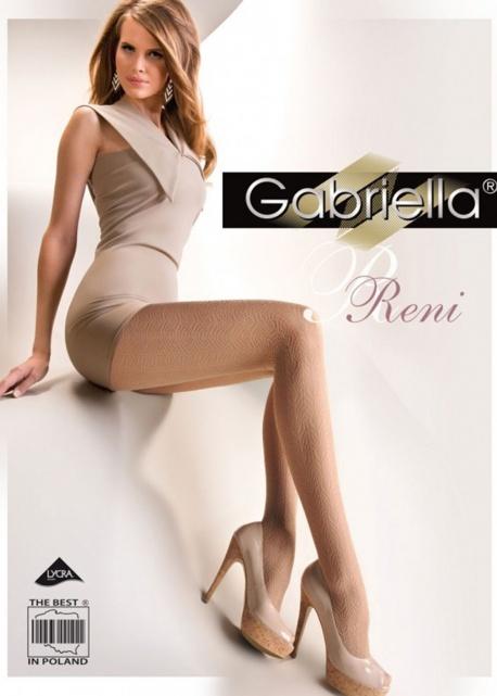 Gabriella - Rajstopy kabaretki Reni