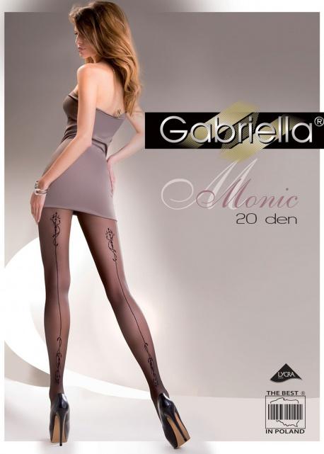 Gabriella - Rajstopy Monic den20