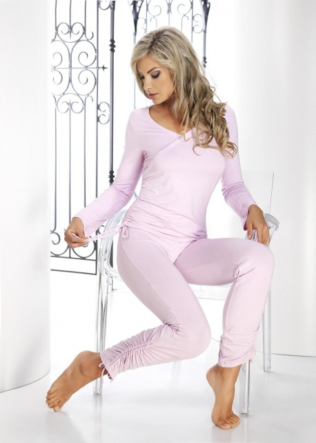 Irall - Piżama Sarah Różowa