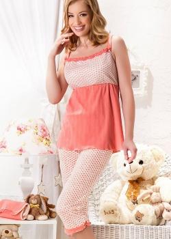 Alles - Piżama Mama Roxy Koral