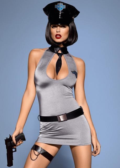 Obsessive - Kostium Police dress