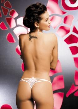 Obsessive - Stringi Luiza Białe