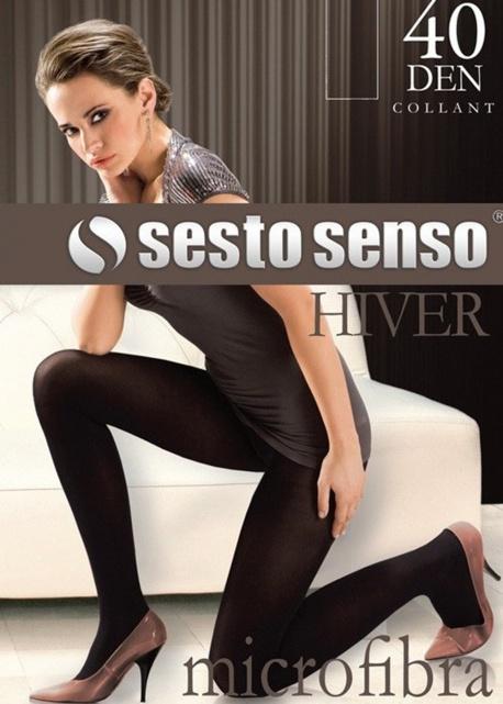 Sesto Senso - Rajstopy Hiver den 40