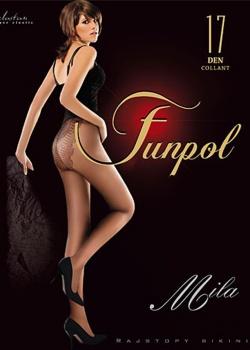 Funpol - Rajstopy Mila Bikini den17