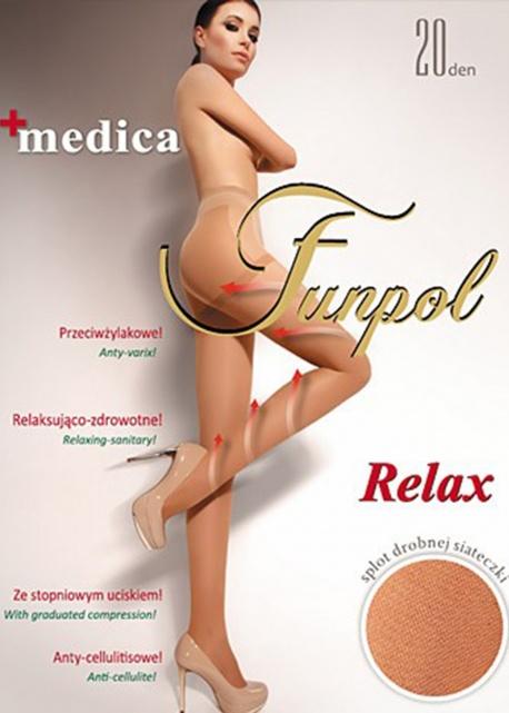 Funpol - Rajstopy Relax den20