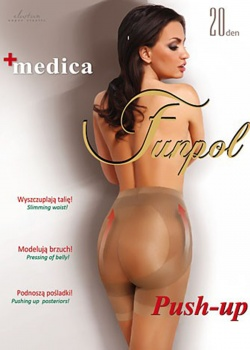 Funpol - Rajstopy Push-up den20