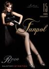 Funpol - Rajstopy Róża Strech den15