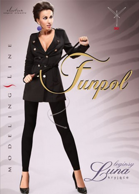 Funpol - Legginsy Luna den150