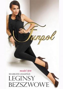 Funpol - Legginsy Bezszwowe den150
