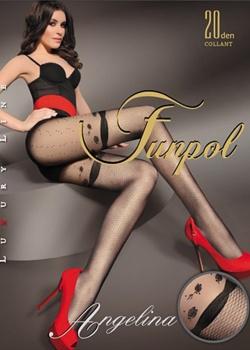 Funpol - Rajstopy Angelina den20
