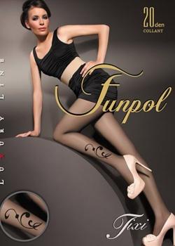 Funpol - Rajstopy Tixi den20