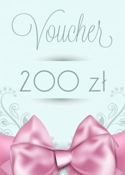 Bon podarunkowy 200zł