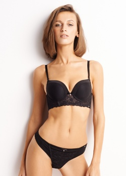 Agio Figi DM 6203 Bikini Czarne