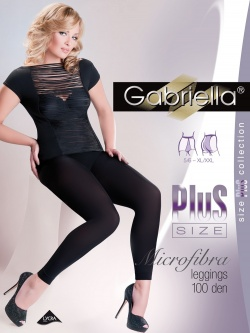 Gabriella - Legginsy Plus MFLong 100 code 163