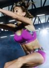 Freya   Biustonosz Sportowy Freya Active Epic Usztywniany Crop Top Fiolet 6