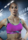 Freya   Biustonosz Sportowy Freya Active Epic Usztywniany Crop Top Fiolet 5