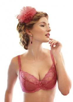 Dalia - Biustonosz Sienna Soft K-26 Różowy