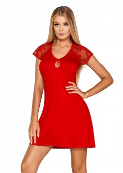 Hamana - Koszulka Hillary Czerwona