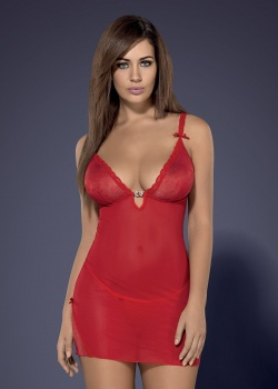 Obsessive - Koszulka Romansia Czerwona