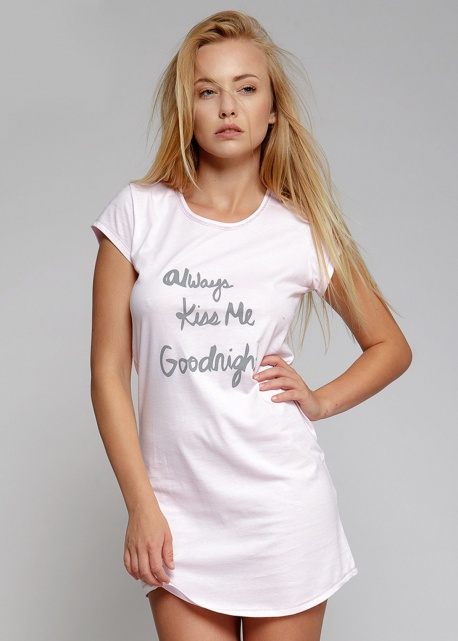 Sensis   Koszula Kiss Me Różowa