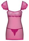 Obsessive - Koszulka Lillove Różowa