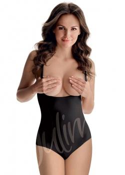 Julimex - Body Modelujące pod biust 219 Czarne