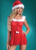 Livia-Corsetti - Kostium Christmas Bell