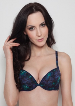 Samanta   Biustonosz Laila A479 Super Push up