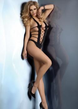 Livia Corsetti - Body Dallas Czarne