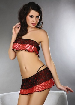 Livia Corsetti Komplet Kissable Heart
