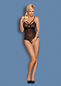 Obsessive - Body 818-TED-1 Czarne